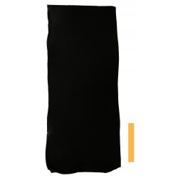 Collet de Vachette Noir Tannage Végétal Ep. 3.0mm