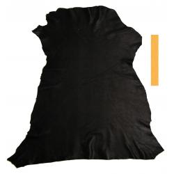 Peau Entière Cuir d'Agneau Noir